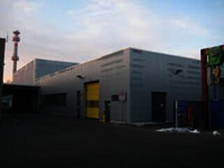 Halle für Stahl-Schmiedetechnik, Fa. Diehl Röthenbach,