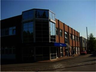 Bürogebäude mit Maschinenhalle, Fa. Demag Schwaig